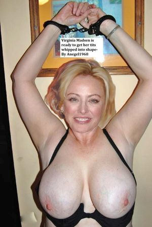 virginia madsen naked