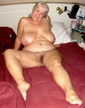 young bbw nude