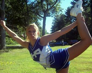amateur cheerleader sex