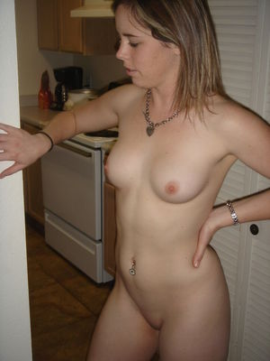 naked young wife