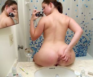 naked teen big ass