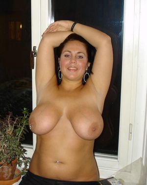 young busty milf