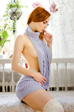 meg turney virgin killer sweater