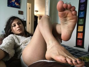 amateur teen feet